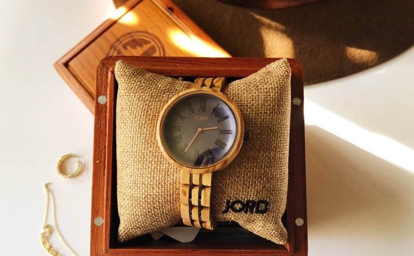 Wooden Watches: My Spring Accesory