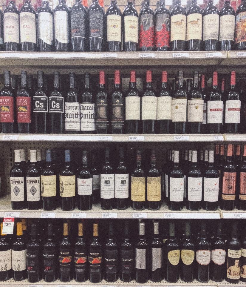My Favorite Wines Under$10